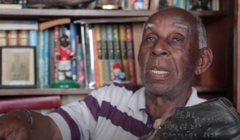 Barbosinha é uma figura histórica do Paraná Clube